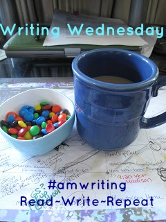 Writing Wednesday – 17 May 2017