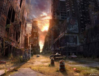 Post apocalyptic experimentation
